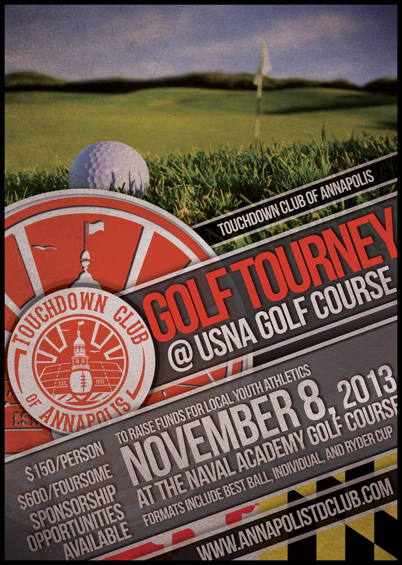 2013 Touchdown Club Golf Tournament